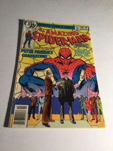 Amazing Spider-Man 185 Vf- Very Fine- 7.5