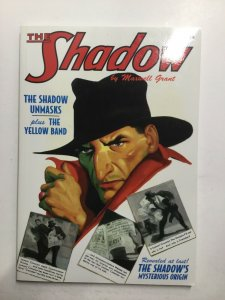The Shadow Vol. 15 The Shadow Unmasks And The Yellow Band Tpb Sc Nm Nostalgia