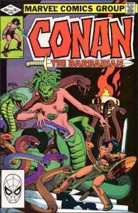 Marvel CONAN THE BARBARIAN (1970 Series) #134 VF/NM