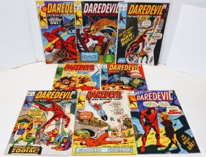 Daredevil Silver & Bronze Age Comic Lot of (8) see more lots B-5/09