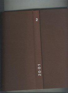 Armageddon 2001, obra completa en tres tomos artesanales