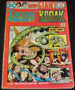 Tarzan Family #61 (1976)