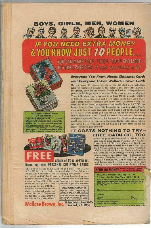 Amazing Spiderman #53 ORIGINAL Vintage 1967 Marvel Comics Dr Octopus