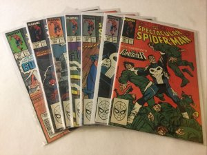 Spectacular Spider-Man 141 143 145 146 148 149 150 Fn Fine 6.0 Marvel Comics