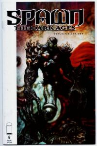 Spawn The Dark Ages #6 (Image, 1999) VF/NM