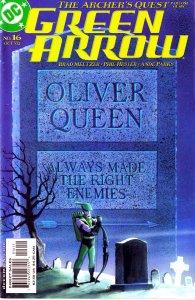 Green Arrow(vol.2)#16,17,18,19,20,21 Archer's Quest