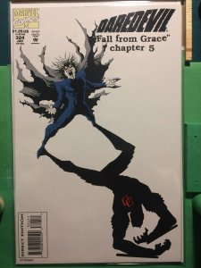 Daredevil #324 Fall From Grace chapter 5