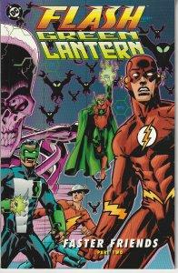 Flash/Green Lantern – Faster Friends Book 2  Golden Age and Modern Team Up !