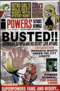 Powers (2000 series) #14, NM (Stock photo)