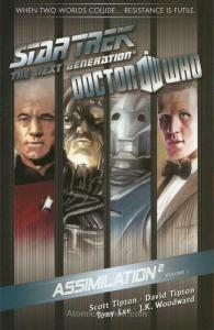 Star Trek: The Next Generation/Doctor Who: Assimilation TPB #1 VF/NM; IDW | save