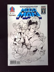 Mega Man #9 Variant Cover (2012)