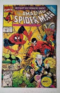 The Amazing Spider-Man #343 (1991) Marvel Comic Book J757