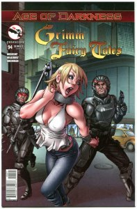 GRIMM FAIRY TALES #94 B, NM, 2005, 1st, Good girl, Rapunzel, more GFT in store