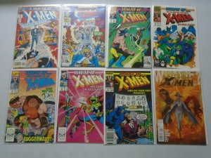 What If? lot 26 different X-Men issues avg 8.0 VF