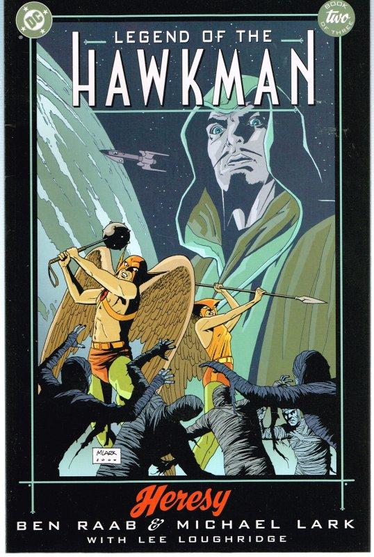 Legend of the Hawkman #2 (2000)