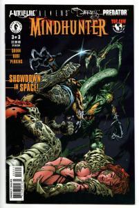 Witchblade Aliens Darkness Predator #3 (Image, 2001) NM