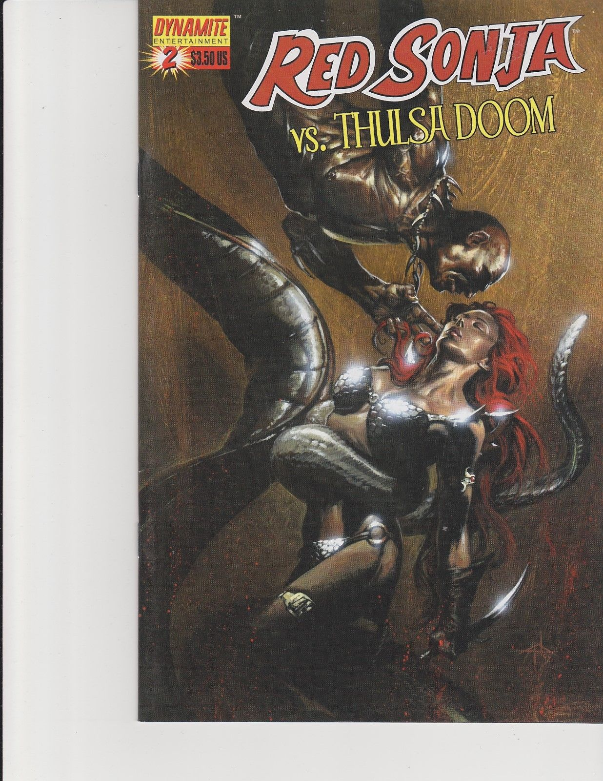 2013 Latest Collection Of Red Sonja #18 Cover A Dynamite