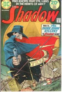 SHADOW (1973) 2 VF January 1974 COMICS BOOK