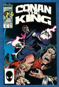 CONAN the KING #41, VF/NM, Docherty, 1980 1987, Robert Howard, more in store