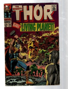 Mighty Thor # 133 VG- Marvel Comic Book Loki Odin Asgard Sif Avengers Hulk RB8