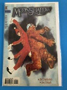 MOONSHADOW  #9 OF 12 1995   DC / VERTIGO / DEIRECT SALES / UNREAD / NM+