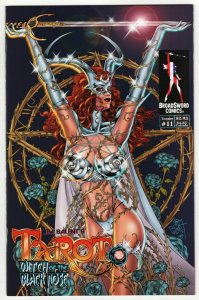Tarot Witch Of The Black Rose #11 Cvr A (Broadsword, 2001) NM