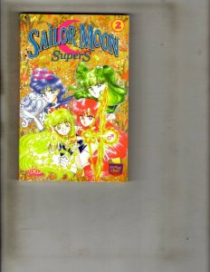 Lot of 3 Sailor Moon Mixx Comic Books #2 3 5 JF31