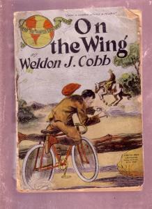 ROUND THE WORLD LIBRARY-#62-WELDON J. COBB-1927 FR