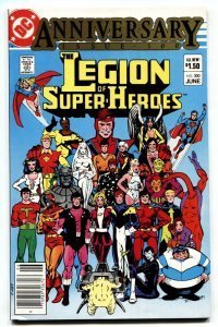 Legion of Super-Heroes #300 1st appearance of GARFIELD in comics