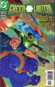 Green Lantern (3rd Series) #172 VF/NM; DC   save on shipping - details inside