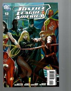 12 DC Comics Justice League Of America #12 13 14 15 16 17 18 19 20 21 22 23 J439
