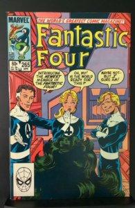 Fantastic Four #265 (1984)