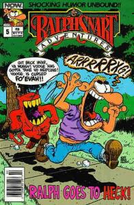 Ralph Snart Adventures (Vol. 3) #5 (Newsstand) VF; Now | save on shipping - deta