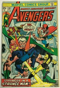 AVENGERS#138 GD/VG 1975 MARVEL BRONZE AGE COMICS