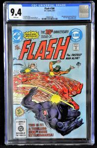 Flash #300 (DC, 1981) CGC 9.4