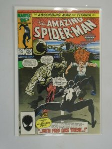 Amazing Spider-Man #283 Direct edition 6.0 FN (1986 1st Series)