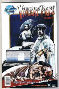 VINCENT PRICE #13, NM, Horror, BlueWater, Indy, 2008, more VP in store