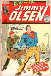 JIMMY OLSEN 149 VF-NM 52 PAGE GIANT May 1972 COMICS BOOK