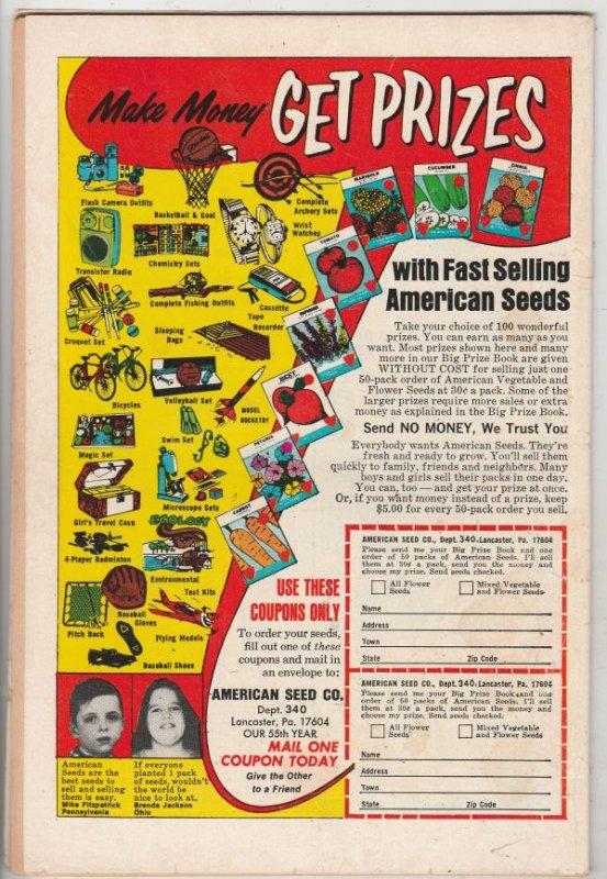 Bullwinkle and Rocky #7 (Jul-71) VG/FN Mid-Grade Rocket J Squirrel, Bullwinkl...
