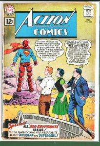 Action Comics #283 (1961)