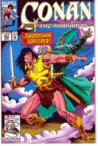 Marvel's Conan The Barbarian Volume 1  # 256-260
