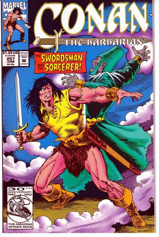 Marvel's Conan The Barbarian Volume 1  # 256-260