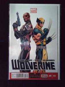 Wolverine #3 (2013)