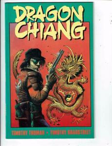 Lot Of 2 INDY Comics Dragon Chiang # 1 Eclipse & Jademan Kung Fu Special # 1 HJ6