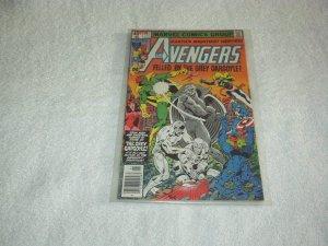 The Avengers #191 (1980)
