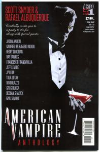 AMERICAN VAMPIRE Anthology #1, NM, Vertigo, 2013 , Lemire, Rucka, more in store