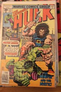 Incredible Hulk  211 FN