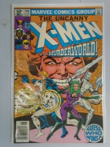 Uncanny X-Men #146 Newsstand edition 8.0 VF (1981 1st Series)