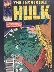 The Incredible Hulk #382 (1991)
