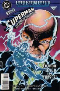 Superman: The Man of Tomorrow #3, NM (Stock photo)